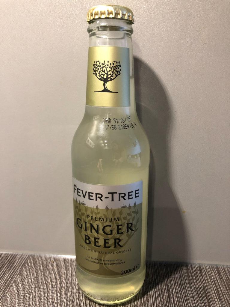 Fever Tree Ginger Beer Ginfektion