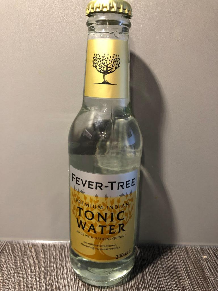 indian Tonic water Empfehlung von Ginfektion