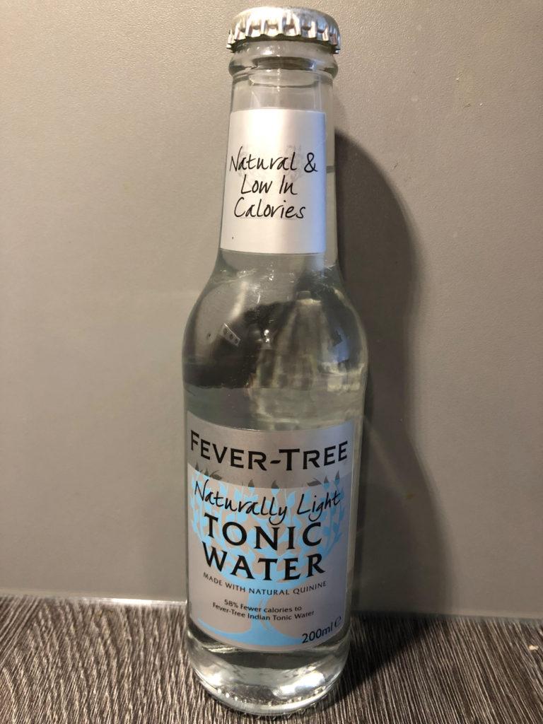 naturally light Tonic Water Ginfektion