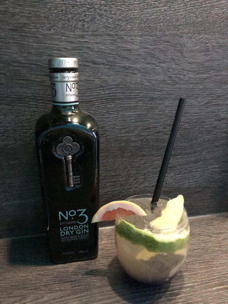 Gin Buck fruchtig frischer Cocktail Ginfektion